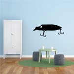 Fishing Lure Wall Decal - Vinyl Decal - Car Decal - NS008