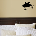 Fishing Lure Wall Decal - Vinyl Decal - Car Decal - NS030