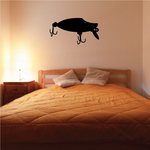 Fishing Lure Wall Decal - Vinyl Decal - Car Decal - NS033