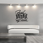 Fish Tremble Quote Wall Decal - Vinyl Decal - Car Decal - Vd003