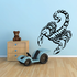 Deadly Lurking Scorpion Decal