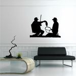 Fishing Lures Wall Decal - Vinyl Decal - Car Decal - 027