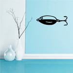 Fishing Lures Wall Decal - Vinyl Decal - Car Decal - 035
