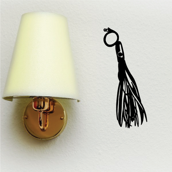 Fishing Lures Wall Decal - Vinyl Decal - Car Decal - 038