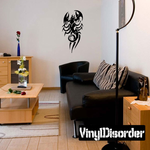 Wicked Tattoo Style Scorpion Decal