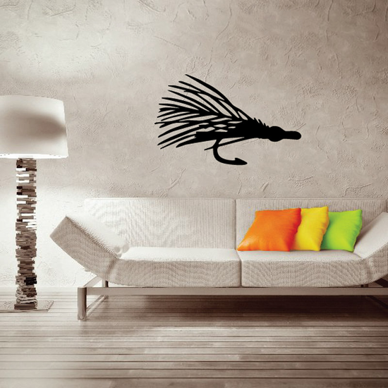 Fish Wall Decal - Vinyl Decal - Car Decal - DC689