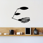 Fish Wall Decal - Vinyl Decal - Car Decal - DC691