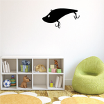 Fishing Lure Wall Decal - Vinyl Decal - Car Decal - NS001
