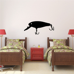 Fishing Lure Wall Decal - Vinyl Decal - Car Decal - NS004