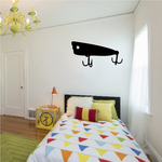 Fishing Lure Wall Decal - Vinyl Decal - Car Decal - NS006