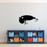 Fishing Lure Wall Decal - Vinyl Decal - Car Decal - NS010