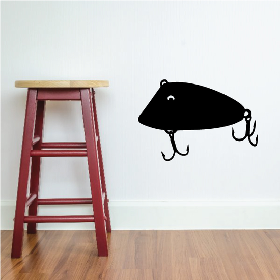 Fishing Lure Wall Decal - Vinyl Decal - Car Decal - NS018