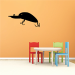 Fishing Lure Wall Decal - Vinyl Decal - Car Decal - NS021