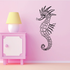 Curious Spinal Seahorse Decal