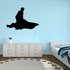 Silhouette Jet Skier Decal