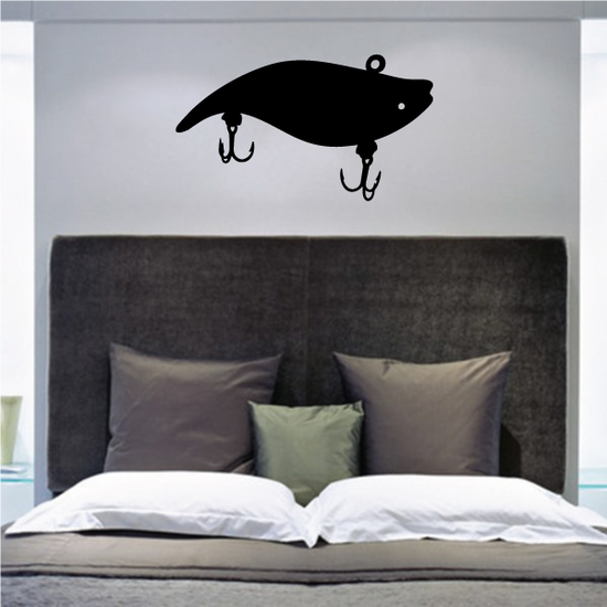 Fishing Lure Wall Decal - Vinyl Decal - Car Decal - NS026