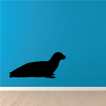 Seated Seal Decal