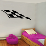 Racing Vehicle Pinstripe Vinyl Decal - Car Decal - Wall Decal - MC019