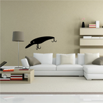 Fishing Lure Wall Decal - Vinyl Decal - Car Decal - NS058