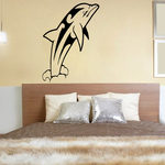 Emerging Dolphin Decal