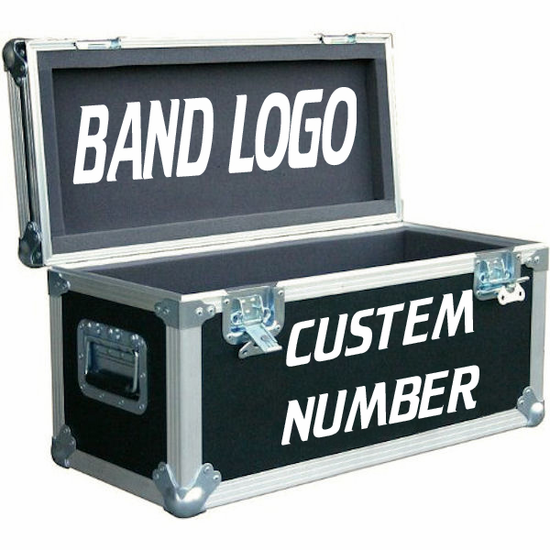 Customize your Band Equipment with Any Image!