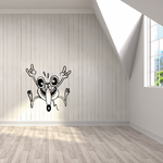 Awesome Mouse Smiling Decal