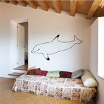 Spot Tip Dolphin Decal