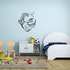 Fish Wall Decal - Vinyl Decal - Car Decal - DC107