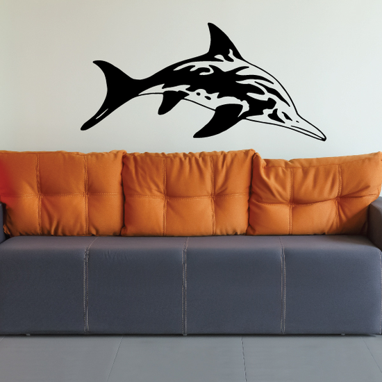 Atlantic Spotted Dolphin Decal