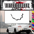 Checkered Flags Wall Decal - Vinyl Decal - Car Decal - SM027