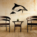 Traditional Dolphin Decal