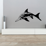 Spotted Pacific Dolphin Decal