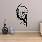Razor Tattoo Dolphin Decal