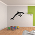 Pacific Dolphin Decal