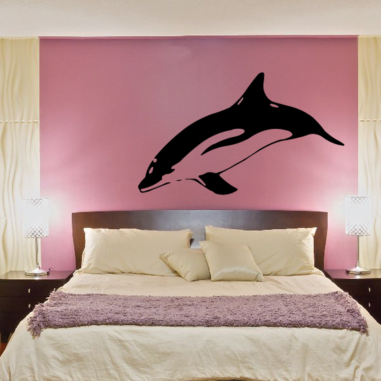 Dusky Dolphin Decal