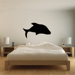 Commerson's Dolphin Decal