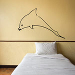 Swift Dolphin Decal
