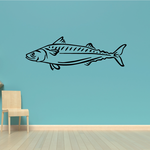 Streaming Landlocked Salmon Decal