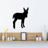 Donkey Foal Decal
