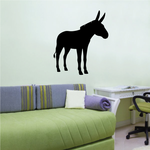 Standing Donkey Decal