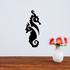 Horned Sea Horse Decal