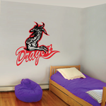 Hunting Dragons Decal
