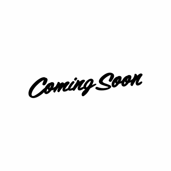 Coming Soon Sign Signs Home Business Car text Vinyl Decal Sticker Stickers 0001