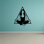 Fitness Wall Decal - Vinyl Decal - Car Decal - Bl002
