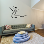 Fitness Wall Decal - Vinyl Decal - Car Decal - Bl007
