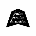 Sales Service Supplies Up Arrow Sign Signs Home Business Car text Vinyl Decal Sticker Stickers 0040
