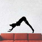 Fitness Wall Decal - Vinyl Decal - Car Decal - Bl013