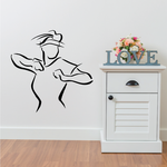 Fitness Wall Decal - Vinyl Decal - Car Decal - Bl022