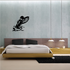 Flying out of Water Duck Decal
