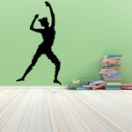 Fitness Wall Decal - Vinyl Decal - Car Decal - Bl030